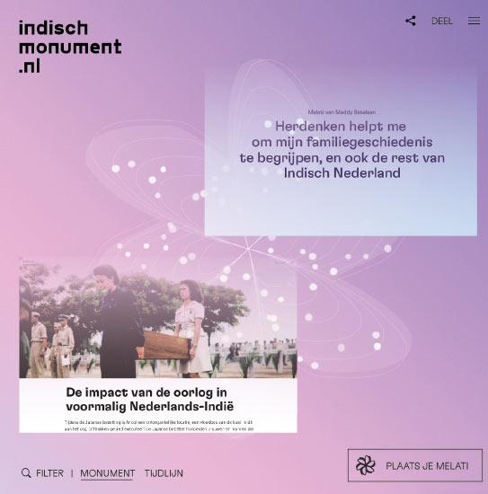 Screenshot Indisch Monument
